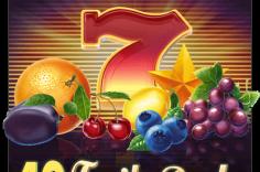 Играть в Игровой автомат 40 Fruity Reels — 7Mojos