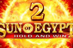Играть в Игровой автомат Sun Of Egypt 2
